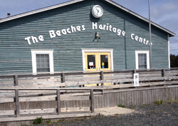Beaches Centre Eastport